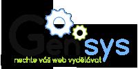 www.gensys.cz - nechte Váš web vydělávat